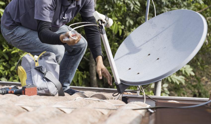 Instalación de antenas malaga marbella torremolinos