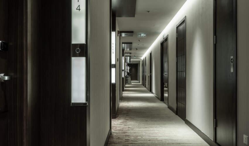 Mantenimiento de hoteles