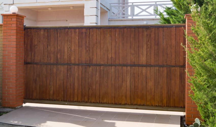 Puertas de garaje correderas malaga